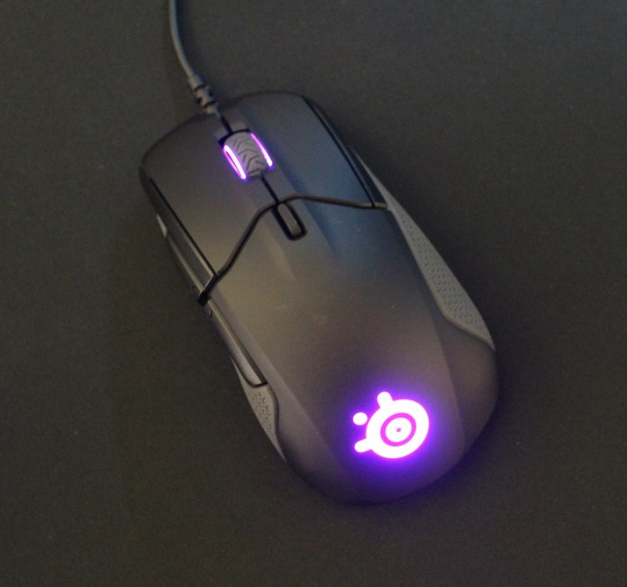 ss rival 310 lit up