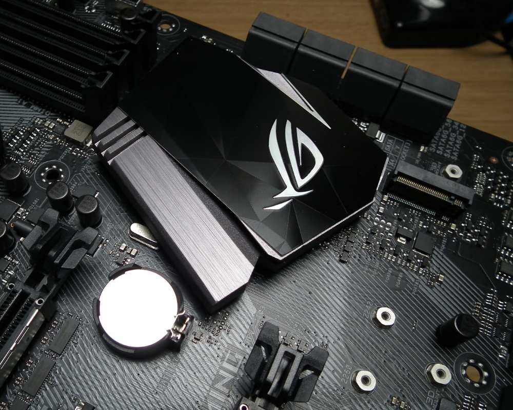 Asus Strix X370-F Motherboard Review