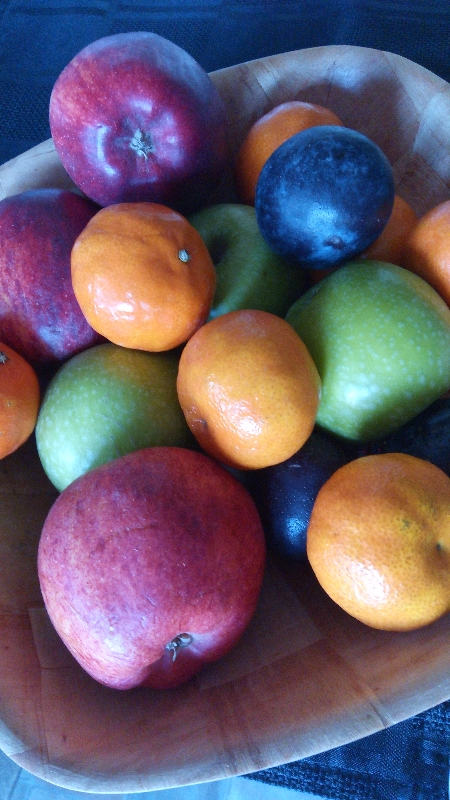 Bluboo S1 fruit