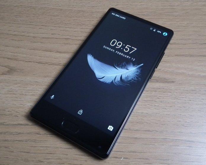 Bluboo S1 handset