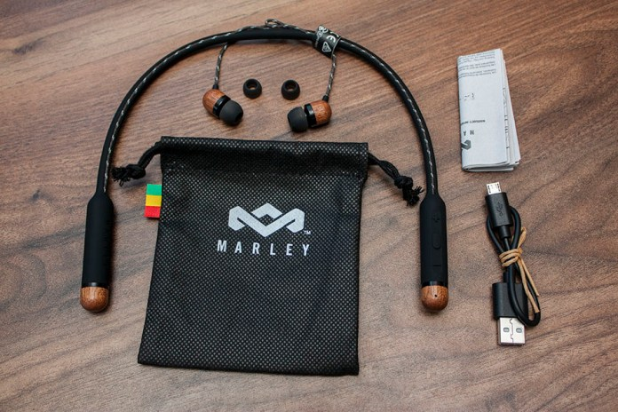 Marley Smile Jamaica Wireless Contents