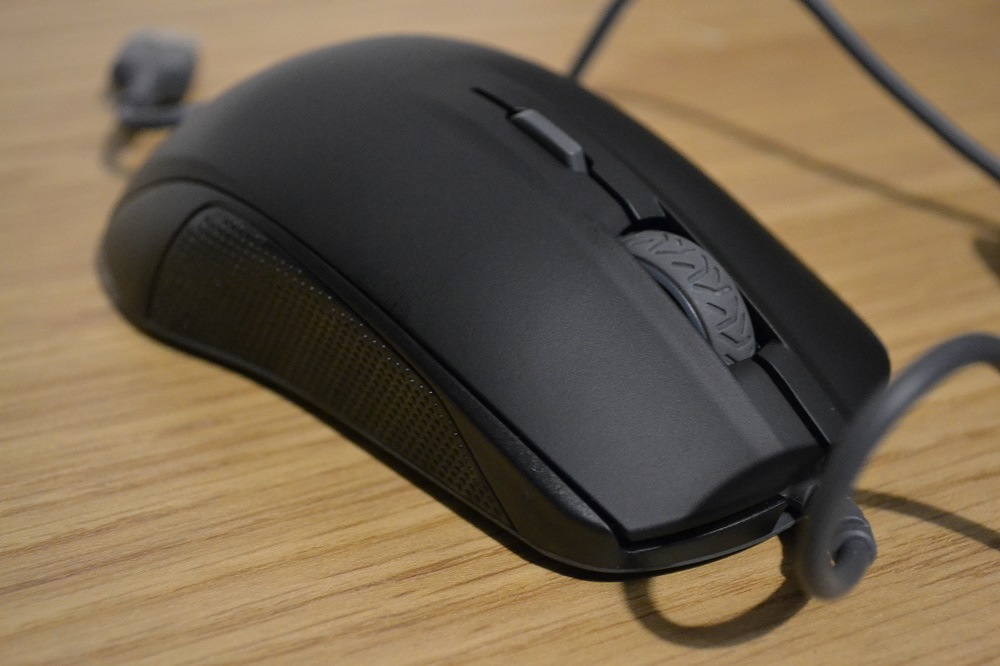 SteelSeries Rival 110 Mouse Review | Play3r