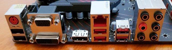 MSI Z370 Gaming Plus Motherboard 4