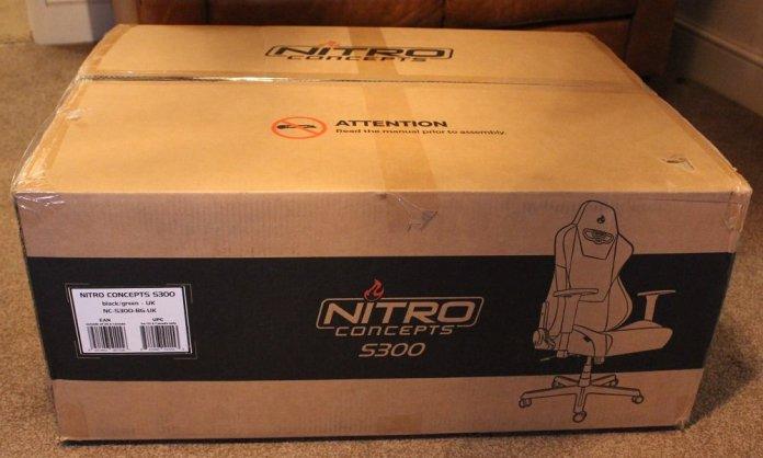 Nitro S300 Box