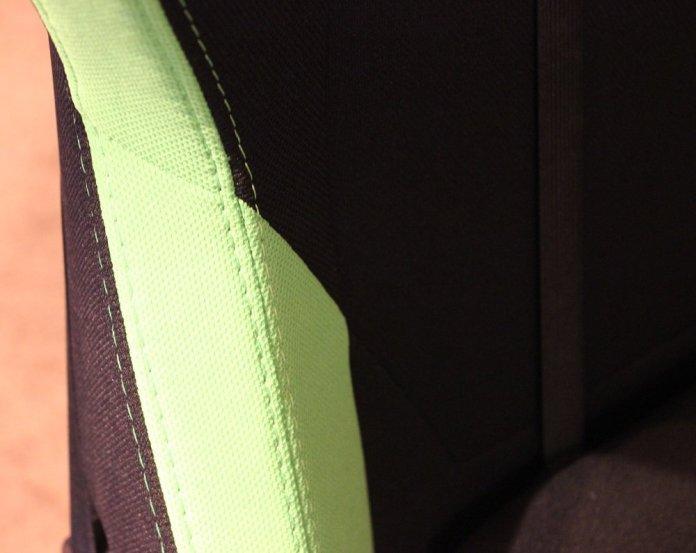 Nitro S300 material stitching