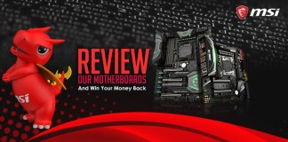 MSI Review Refund Post