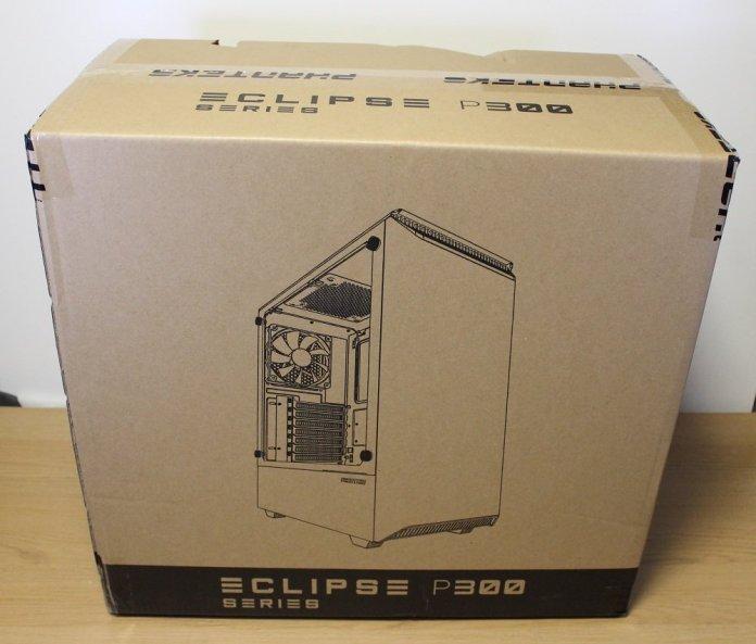 Phanteks P300 Box Front