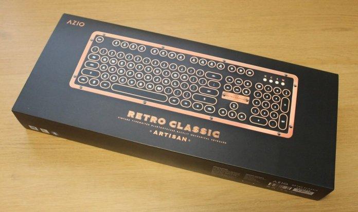 Azio Retro Classic Box Top
