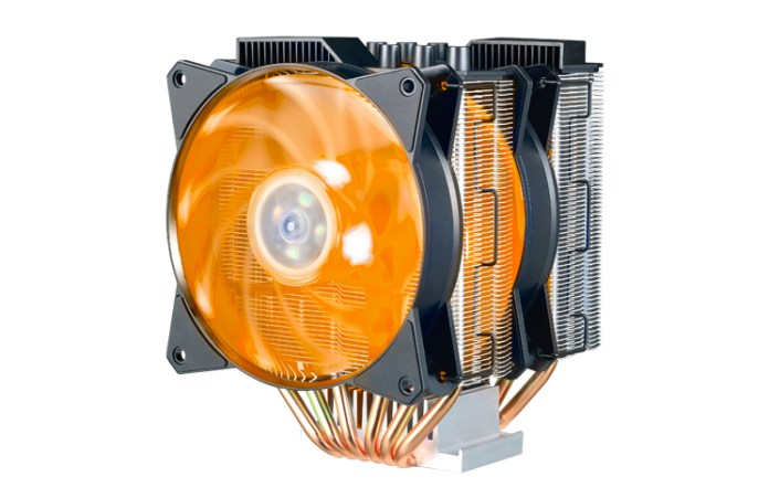 Cooler Master MasterAir MA620P_50 orange Feature