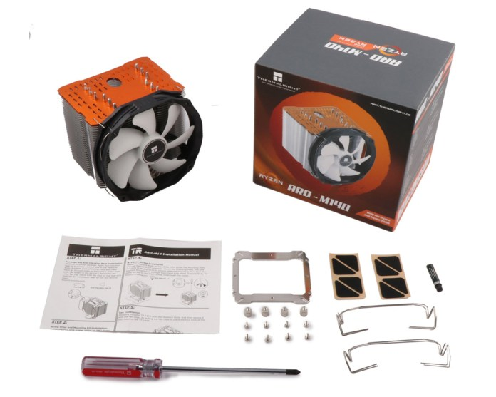Thermaltake ARO-M14 Orange