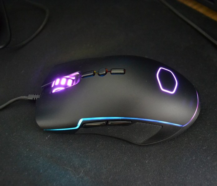 CoolerMaster CM310 Mouse (10)