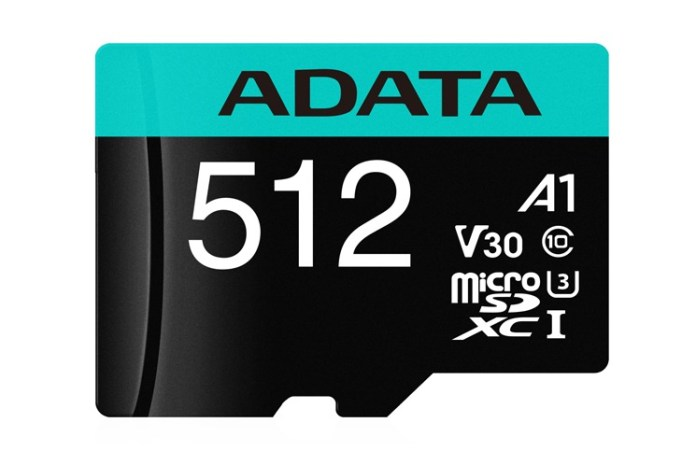 ADATA PremierProUHS-I-U3-CL10(V30S)-512GB