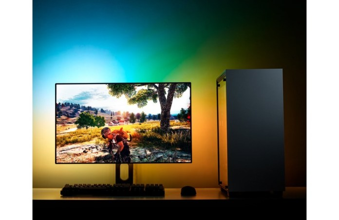 NZXT Ambient Lighting Hue 2