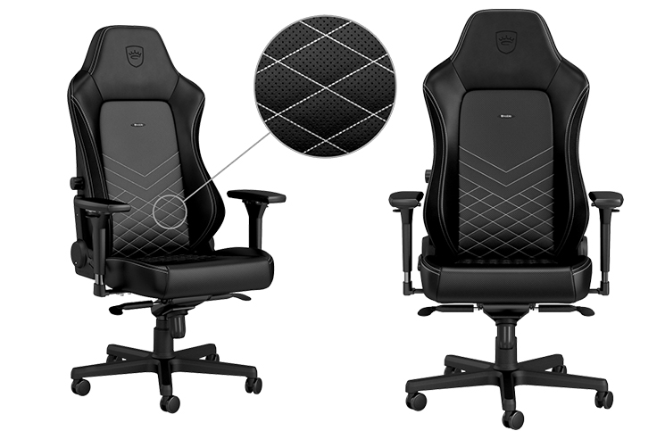 Astounding Noblechairs Hero Gaming Chair Review Cjindustries Chair Design For Home Cjindustriesco