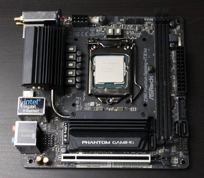 ASRock Z390 Phantom Gaming ITX Overview