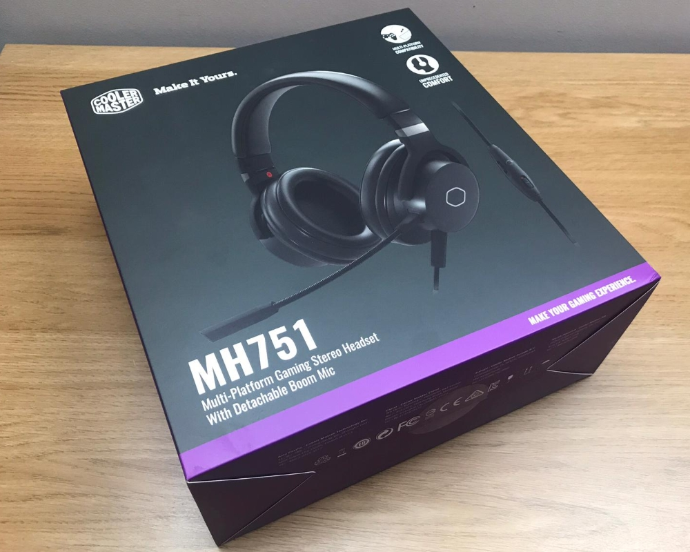 Cooler Master MH751 Headset Review | Play3r
