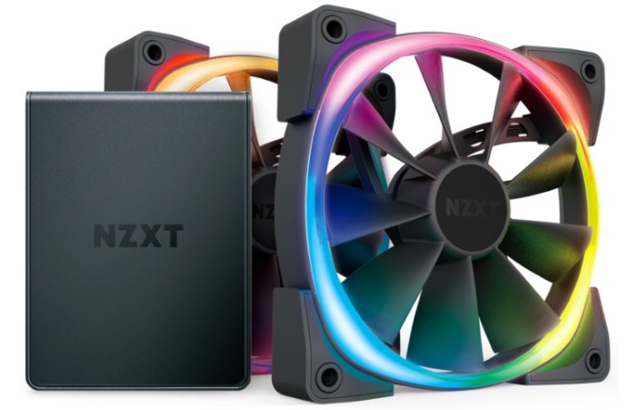 NZXT AER RGB 2 Feature