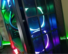 NZXT AER RGB 2 LEDs