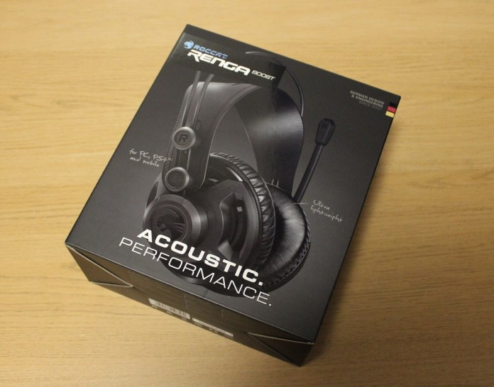 roccat renga boost box top