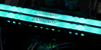 Ballistix Tactical Tracer RGB DDR4 Review