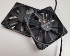 Best 360mm AIO CPU coolers 2019: Asus ROG Ryujin 360 fans