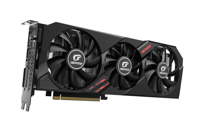 COLORFUL iGame GeForce GTX 1660 Ultra 6G