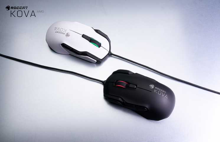 0600e89a0fe ROCCAT Kova, Now With Added AIMO | Play3r