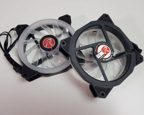 Best 360mm AIO CPU coolers 2019: Raijintek Orcus 360 fans