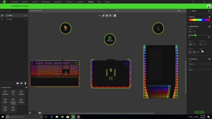 Razer LIANLI PC-O11 Dynamic Screenshot