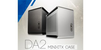 Streacom DA2 Mini-ITX Case