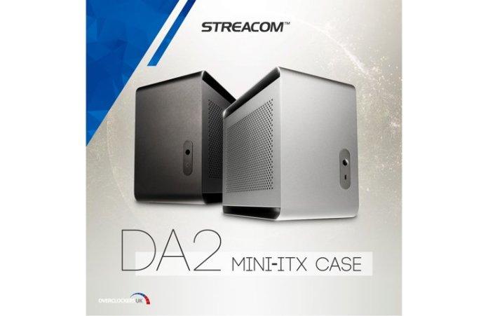Streacom DA2 Mini-ITX Case