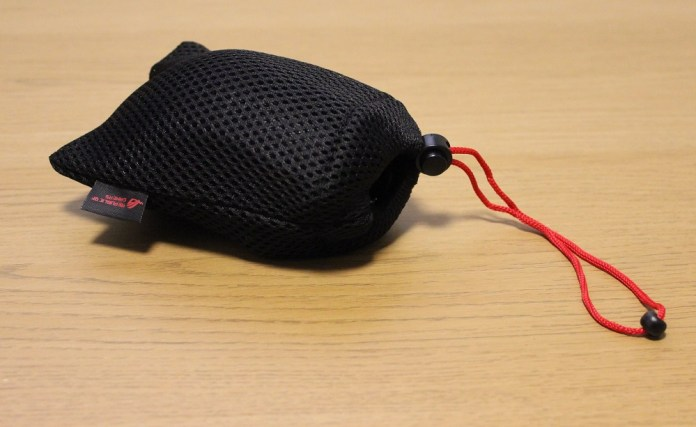 asus rog gladius II origin mouse carry pouch