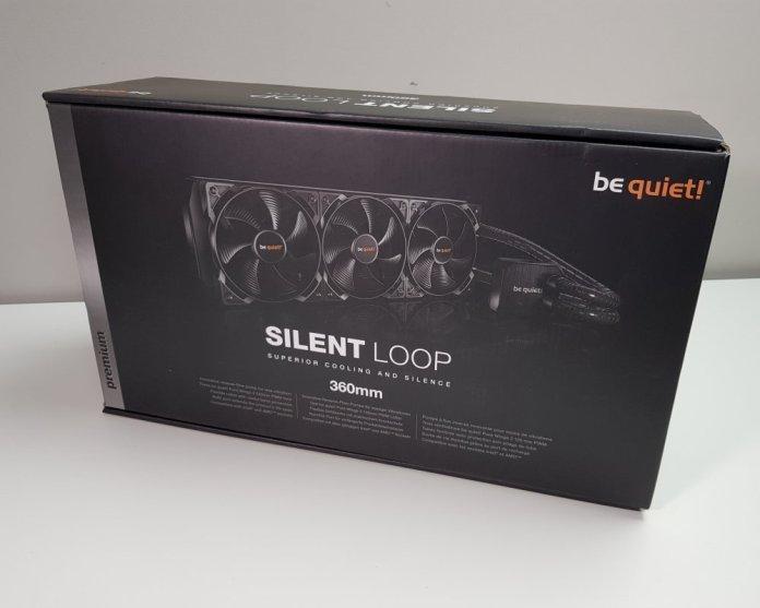 bequiet! Silent Loop 360 box