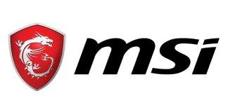 MSI Gaming Logo Spirit Horizontal White Black Red Feature