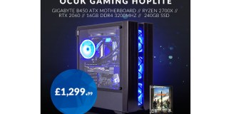Overclockers UK - Gaming Hoplite