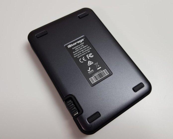 iStorage diskAshur Pro2 base