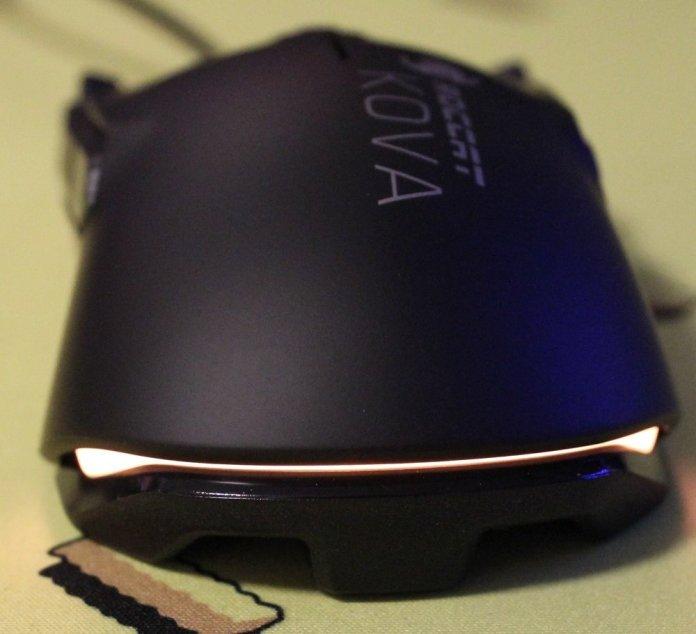 roccat kova aimo rear LED