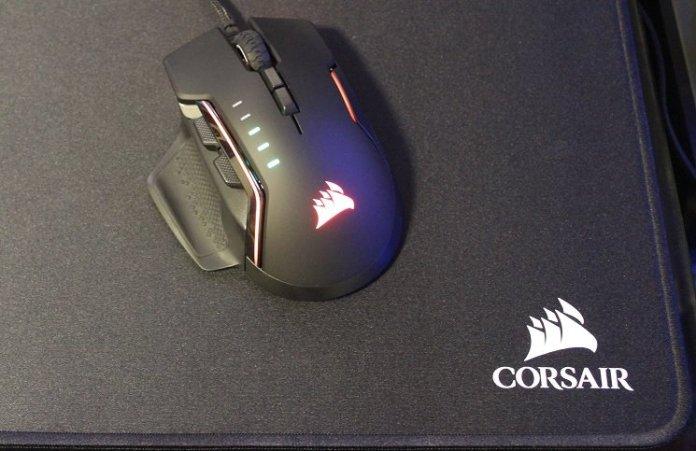 Corsair Glaive RGB Pro Mouse Review