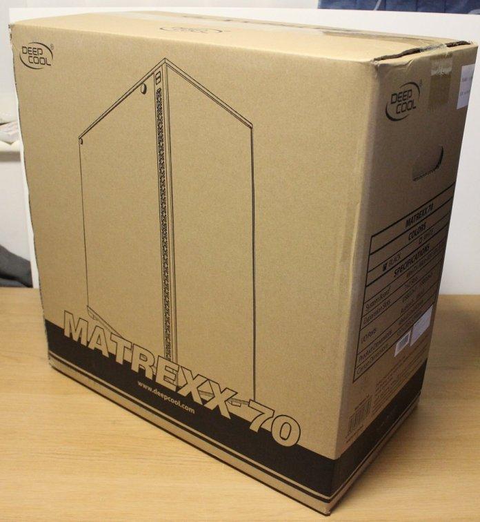 Deepcool Matrexx 70 Box