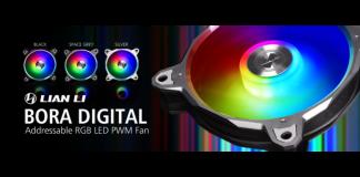 Lian Li Bora Digital RGB Fan