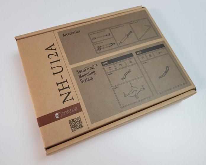 Noctua NH-U12A accessories