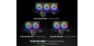 Thermaltake Floe DX RGB Series TT Premium Edition Feature
