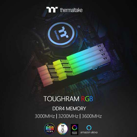 Toughram RGB DDR4
