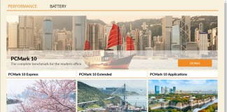 UL LBenchmarks PCMark 10 Feature Screenshot