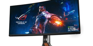 ASUS ROG Swift PG35VQ Now Available-Ultra-wide 35-inch HDR gaming monitor with overclockable 200Hz refresh rate, 512 zone FALD backlight Feature