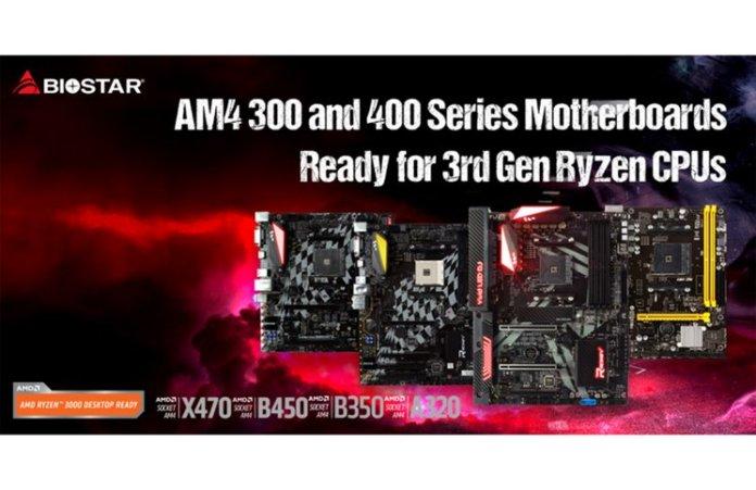 BIOSTAR AMD Ryzen 3 Bios