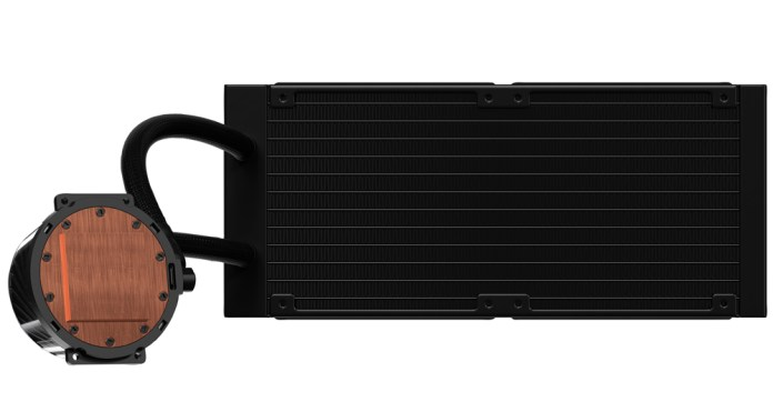 Cooler Master MasterLiquid ML240P Mirage Radiator