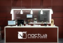 Noctua Computex 2019 booth Feature