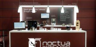 Noctua Computex 2019 booth Feature