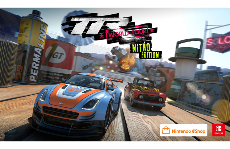 Table Top Racing: World Tour – Nitro Edition, Price Drop and Refunds